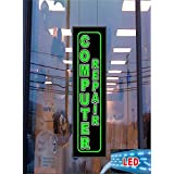 Computer Repair LED Light Up Sign
