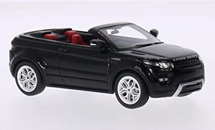 Range Rover Convertible >> Amazon Com Range Rover Evoque Convertible Metallic Black