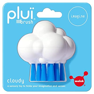 MOLUK 43075 Plui Brush Cloudy Learning Toy: Toys & Games