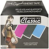 2'' Kinesio® Tex Classic Bulk Black Bulk