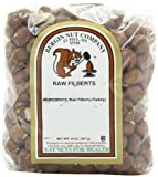 Bergin Nut Company Filberts Whole Raw, 14-Ounce Bags (Pack of 2)