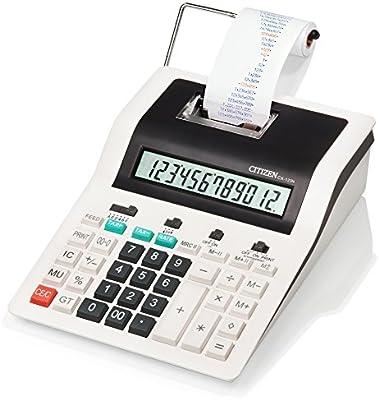 Citizen CX-123N - Calculadora: Amazon.es: Oficina y papelería