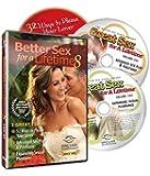 Better Sex Video Series: Better Sex For A Lifetime 8 (3 Disc Set)