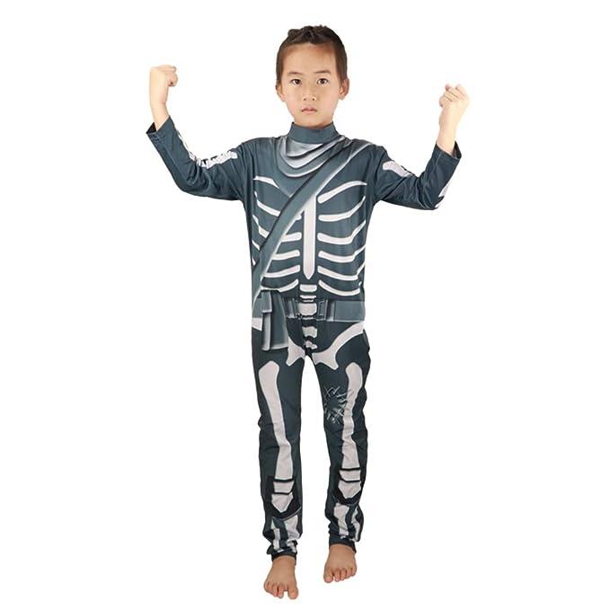 Amazon.com: HuangWeida Disfraz de jengibre para niños, para ...