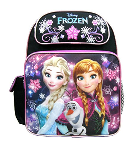 Frozen Elsa, Anna & Olaf Girls 14