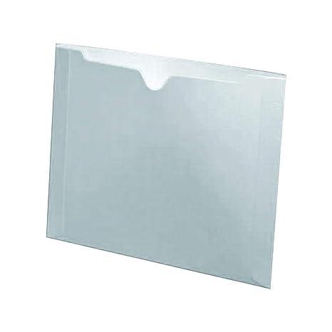 11pt White Jacket Dental Style Box of 50 Letter Size