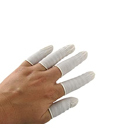glove Latex finger