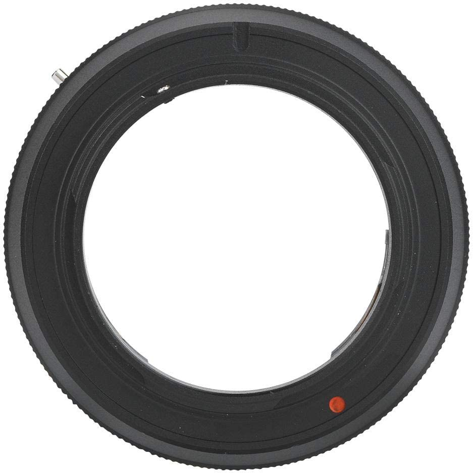 Oumij Lens Adapter Ring Camera Lens Adapter Metal Lens Adapter Ring for Minolta MD Lens to Fit for Sony NEX Mirrorless Camera