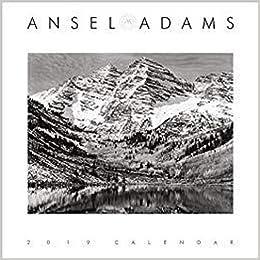 Ansel Adams 2019 Engagement Calendar Amazoncouk Ansel Adams
