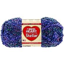 Coats: Yarn Red Heart Stellar Yarn, Deep Space