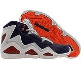 Reebok Men's Sermon Shoe,Thunder Blue/Steel/Blazing Orange,9 M US