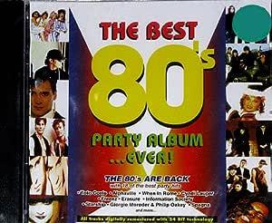 A-HA, TONI BASIL, WHEN IN ROME, NENA - THE BEST 1980's ...