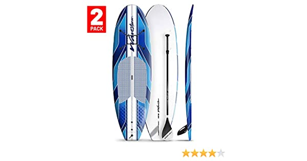 Wavestorm 9ft 6in SUP Expedition 2-pack