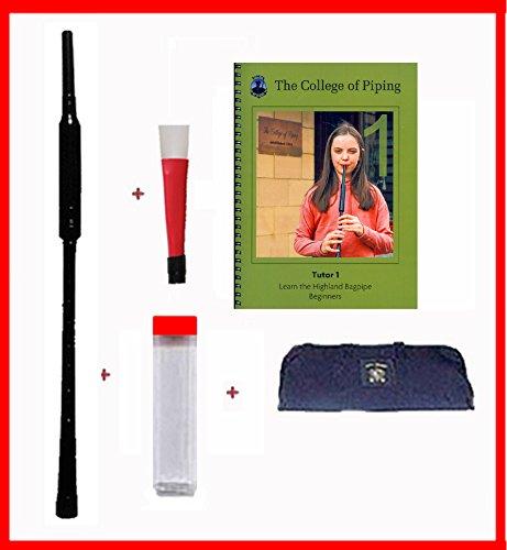 [해외]McCallum Long Chanter로 Chanter Premium Kit 연습 - 시작하기!/Practice Chanter Premium Kit with McCallum Long Chanter - Everything to Start!