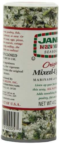 Jane's Krazy Mixed Up Salt, 4-Ounce Unit (Pack of 12) by Jane's Krazy (Image #7)