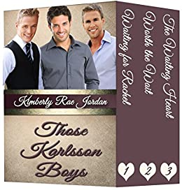 Those Karlsson Boys Series 3-in-1 by [Jordan, Kimberly Rae]