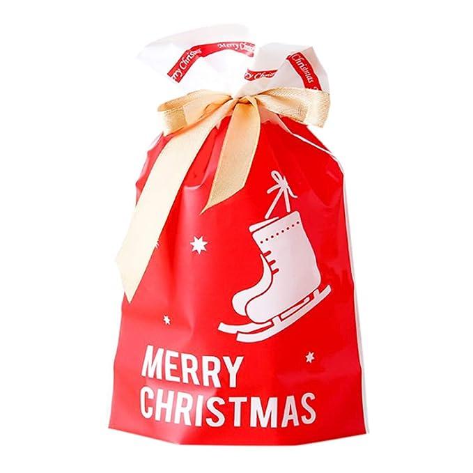Amazon.com: Bolsas de regalo con cordón, bolsas de regalo ...