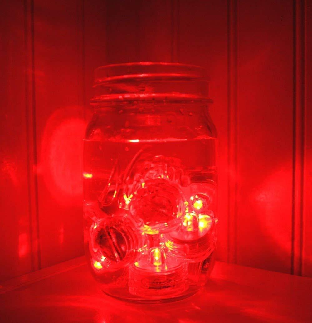 36 LED White SUBMERSIBLE Wedding Battery Decor Light