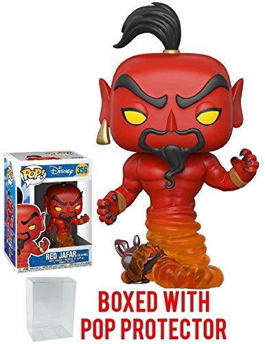 Funko Pop! Disney: Aladdin - Red Jafar as Genie Vinyl Figure