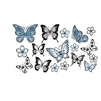 838c87eaf Temporary Tattoos, Small Size Body Art Stickers, Most Popular Fake Tattoo  Designs as Cross