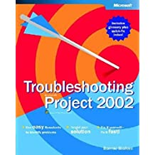 Troubleshooting Microsoft Project 2002