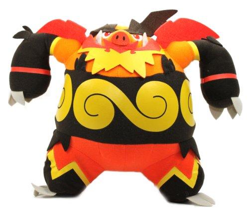 Pokemon Best Wishes Black And White Banpresto Dx Plush - 47340 - 9
