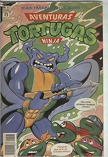 Amazon.com: Tortugas Ninja numero 8: Varios: Books