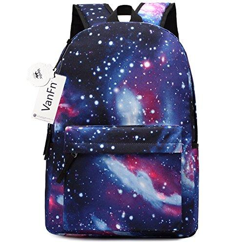VanFn Backpacks Schoolbags Backpack Rucksack