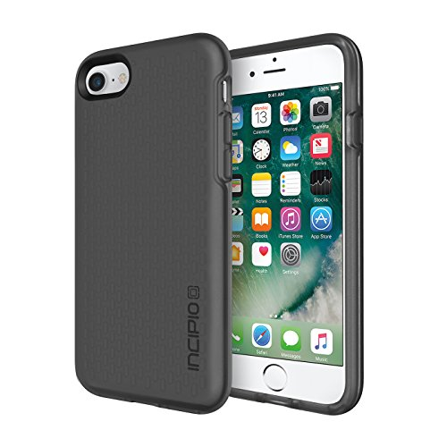 Incipio Haven iPhone 8 & iPhone 7 Case with Precision Engineered Suspension Padding Units for iPhone 8 & iPhone 7 - Black/Charcoal