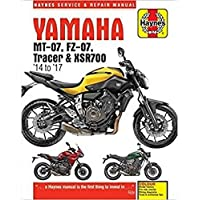 Yamaha MT-07 (Fz-07), Tracer & XSR700 Service and
