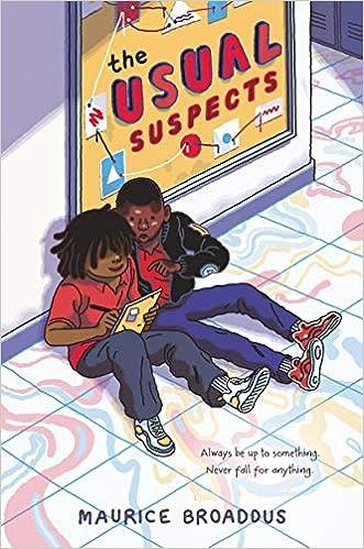 The Usual Suspects: Amazon.es: Maurice Broaddus: Libros en ...