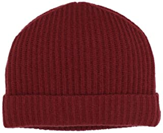 Williams Cashmere Men's 100% Cashmere Solid Knit Hat, Rust, One Size (B0085J3MQC) | Amazon price tracker / tracking, Amazon price history charts, Amazon price watches, Amazon price drop alerts