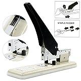 YaeKoo Heavy Duty 100/140/240 Sheet High Capacity Office Desk Stapler (140 Sheet Capacity)