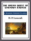 Front cover for the book The Dream-Quest of Unknown Kadath by H. P. Lovecraft