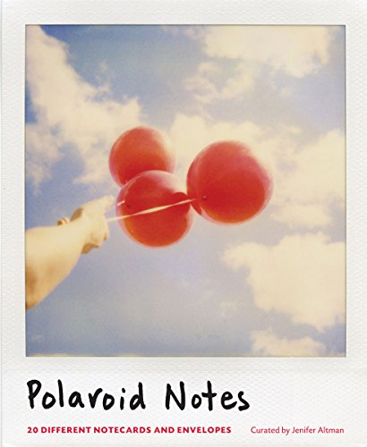Polaroid Notes: 20 Different Notecards and - Polaroid Buy