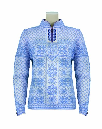 of Turchese Dale White Maglione Donna Peace Off Ice Norway Blue SRX1xXd
