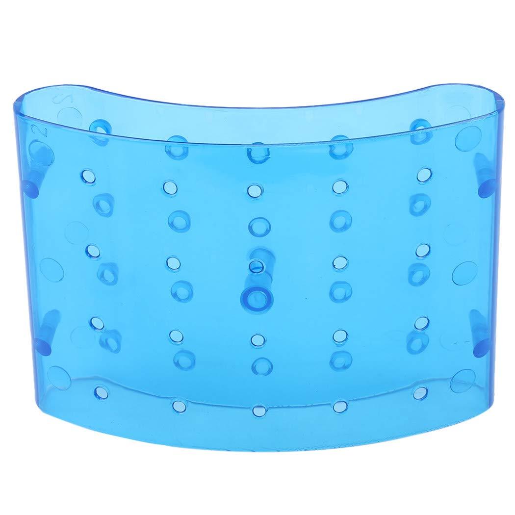 Blau Yetsier Kreative bogenf/örmige Cake Pop Lutscher St/änder Server Dekoration Halter Basis Regal