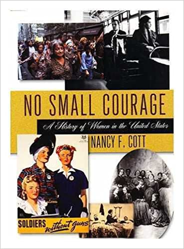 Book No small courage : a history of women in the United States