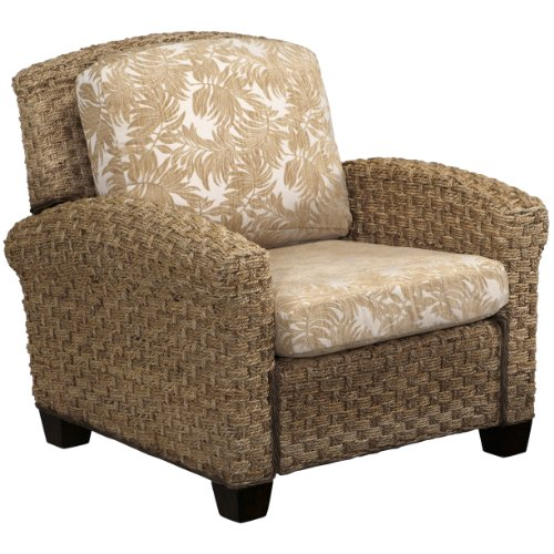 Home Styles Cabana Banana II Chair, Honey Finish