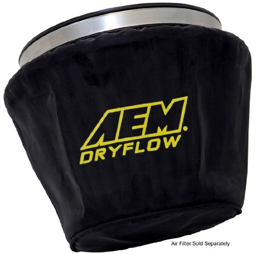AEM 1-4002 Dry Flow Air Filter Wrap KEYU1