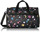 LeSportsac Women's Classic Large Weekender, space talk