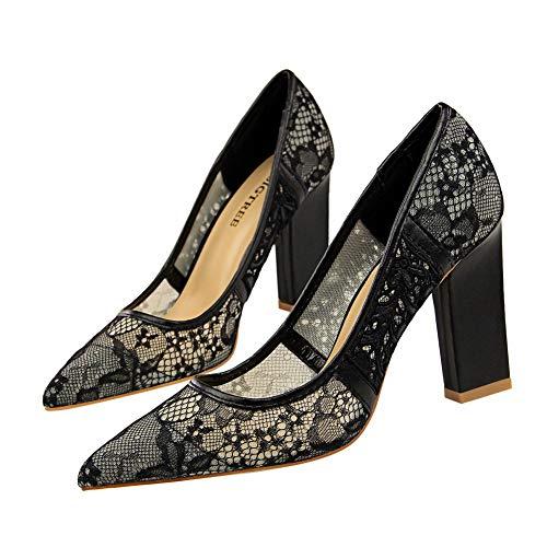 AdeeSu Noir 36 5 EU Femme Sandales Noir SDC05866 Compensées HqIrwHBP