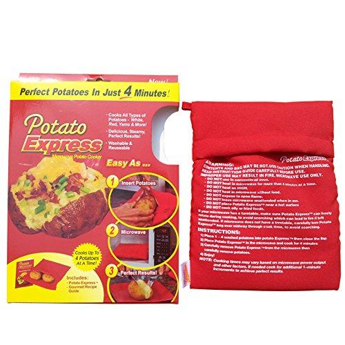 JL Futuro Express de Patata microondas Bolsa de Patatas ...