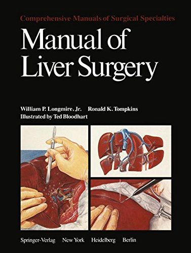 Manual of Liver Surgery (Comprehensive Manuals of Surgical Specialties)
