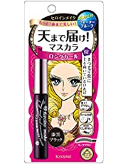 Isehan Kiss Me heroine make Long & Curl & SUPER WATER PROOF Mascara 01 Jet Black