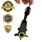 Meanhoo - New Useful Stainless Steel Tactical Multi-functional Pocket Ring Keychain Hexagonal screwdriver - Ship By USPS