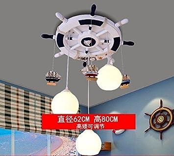 DHG Lámpara de Mesa-Led Cama de luz de Techo para niños luz de ...
