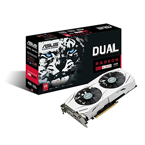 ASUS-Dual-fan-Radeon-RX-480-4GB-AMD-Gaming-Graphics-Card-with-DP-14-HDMI-20-DUAL-RX480-4G