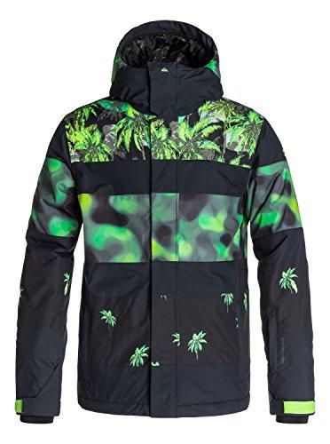 Quiksilver Fiction Snowboard Jacket Mens