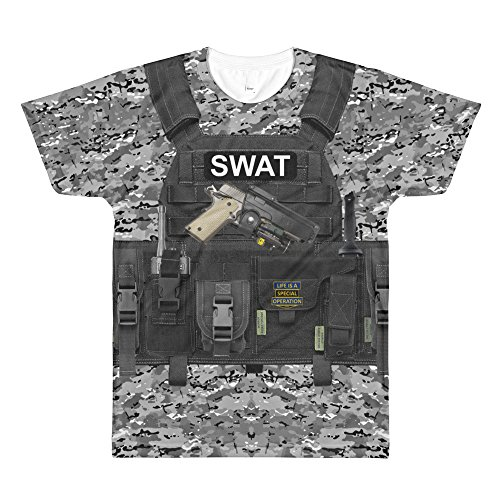 Life is a Special Operation SWAT Body Armor - Operations Body Armor Special
